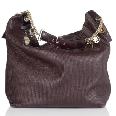 Shop Stella | Plisse Hobo with Charms - Bags | Stella McCartney