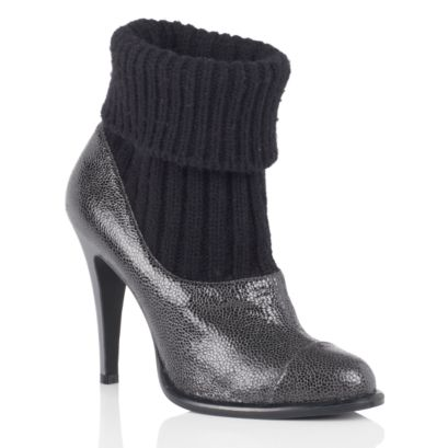 Shop Stella Ribbed Sock Bootie Shoes Stella McCartney from stellamccartney.com
